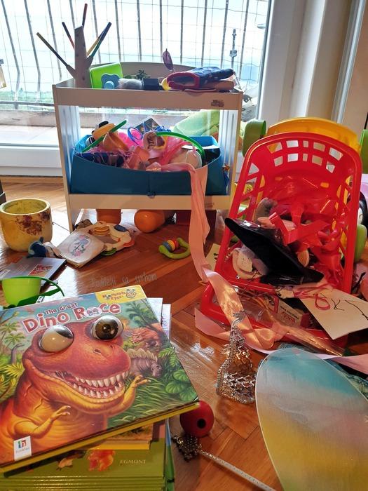 Koliko je igračaka djeci zaista potrebno?